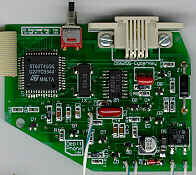 Debit Phone Circuit Board